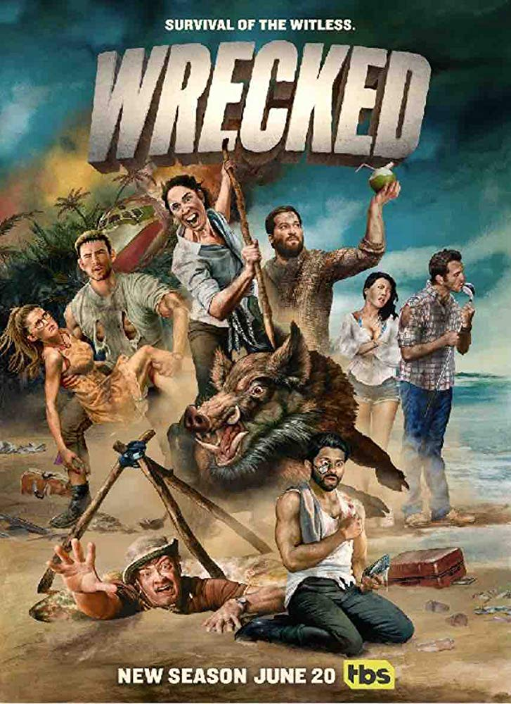 Wrecked S03E04 WEBRip x264-TBS