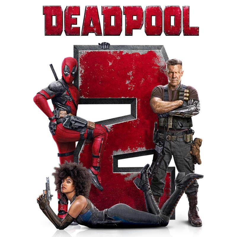 Deadpool 2 2018 720p WEB-DL MFH