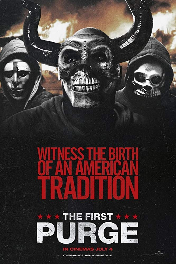 The First Purge (2018) 720p Web-DL x264 AAC ESubs - Downloadhub