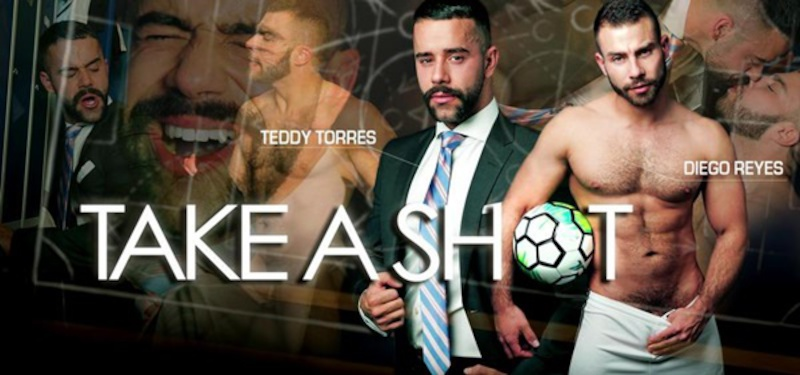 Teddy Torres & Diego Reyes – Take A Shot (MAP)