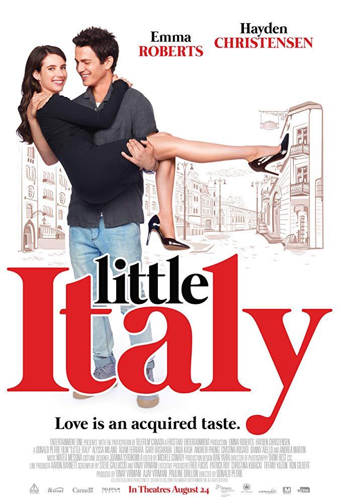 Little Italy 2018 1080p WEB-DL H264 AC3-EVO[TGx]
