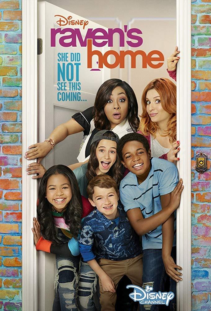 Ravens Home S02E12 Sleevemore Part One Frozen HDTV x264-CRiMSON