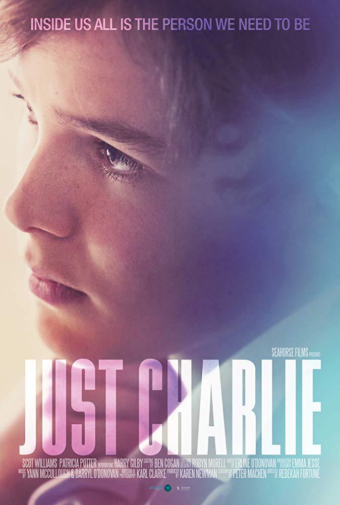 Just Charlie (2017) HDRip AC3 X264-CMRG