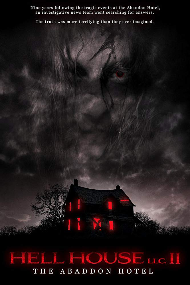 Hell House LLC II The Abaddon Hotel (2018) HDRip XviD AC3-EVO