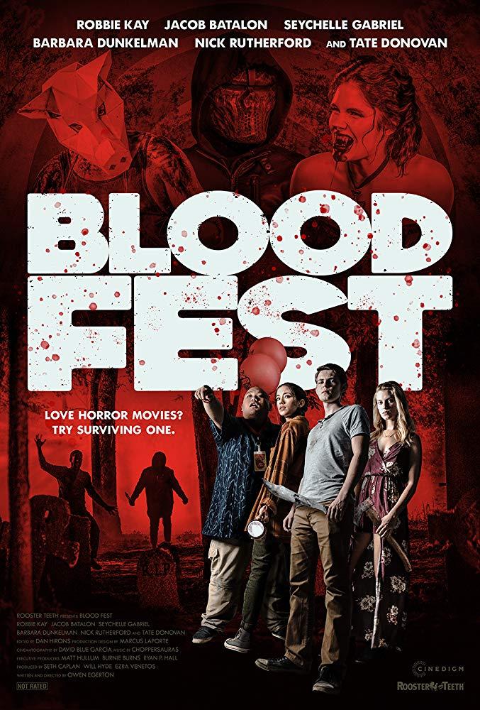 Blood Fest 2018 720p WEB-DL MkvCage