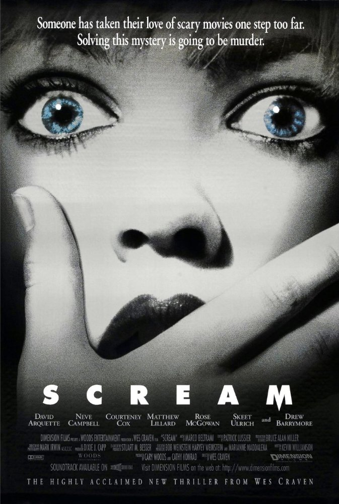 Scream 1996 BRRip XviD-AVID