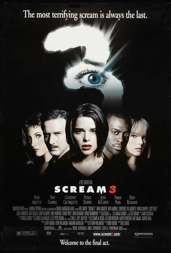 Scream 3 2000 BRRip XviD-AVID