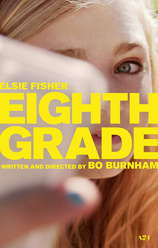 Eight Grade 2018 720p WEB-DL DD5 1 H264-CMRG