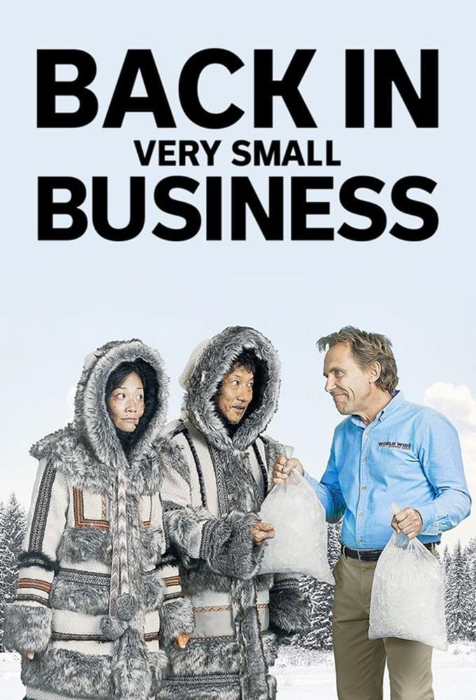 Back In Very Small Business S01E04 720p HDTV x264-CBFM