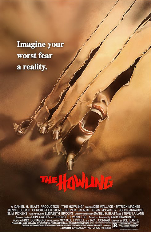 The Howling 1981 REMASTERED 720p BluRay x264-CREEPSHOW