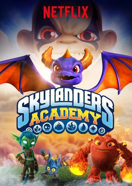 Skylanders Academy S03E13 WEB x264-STRiFE