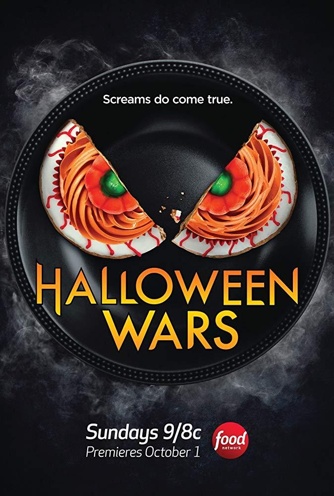 Halloween Wars S08E00 Even More Monstrous Scares WEB h264-CAFFEiNE
