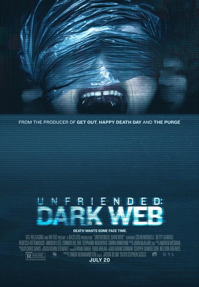 Unfriended Dark Web 2018 720p WEB-DL XviD AC3-FGT