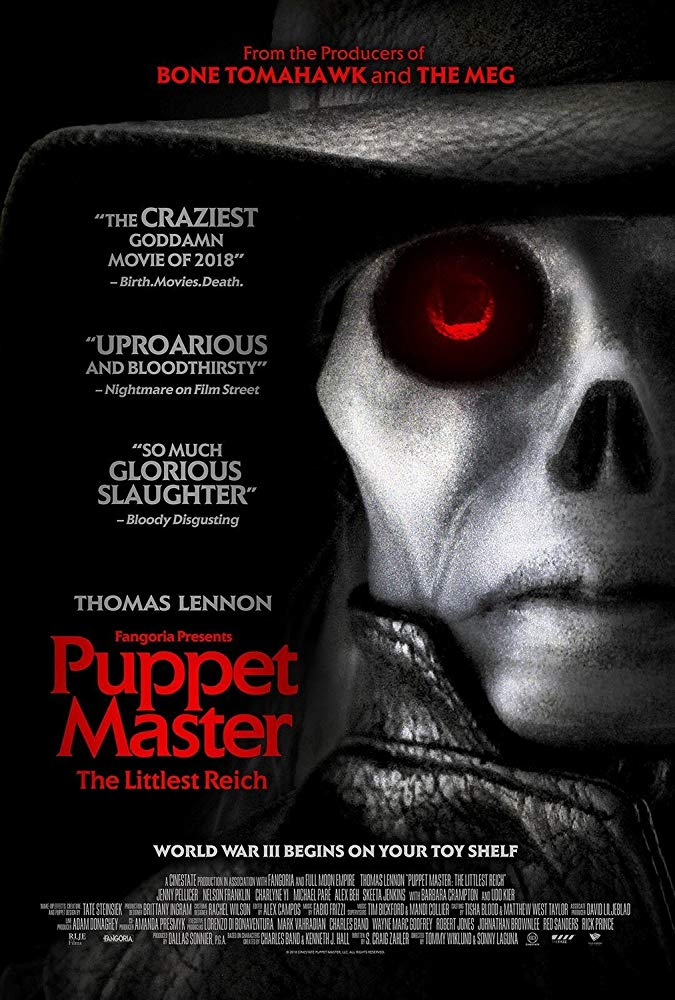 Puppet Master The Littlest Reich 2018 BDRip XviD AC3-EVO