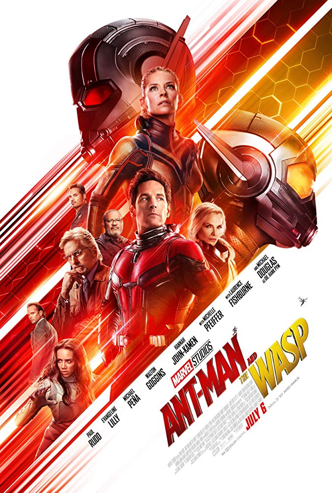 Ant-Man and the Wasp 2018 BRRip XviD MP3-XVID