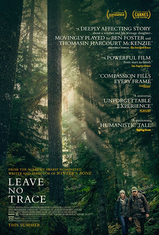 Leave No Trace 2018 720p WEB-DL x264 AAC - Hon3yHD