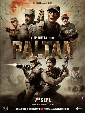 Paltan (2018) 1-3 Pre Rip x264 AC3-DTOne