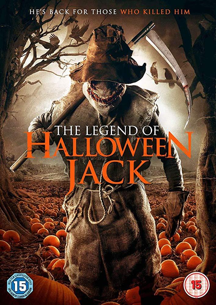 The Legend of Halloween Jack 2018 HDRip XviD AC3 LLG