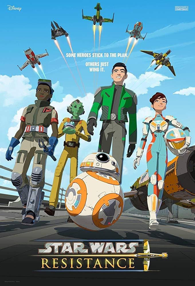 Star Wars Resistance S01E02 720p WEB x265-MiNX