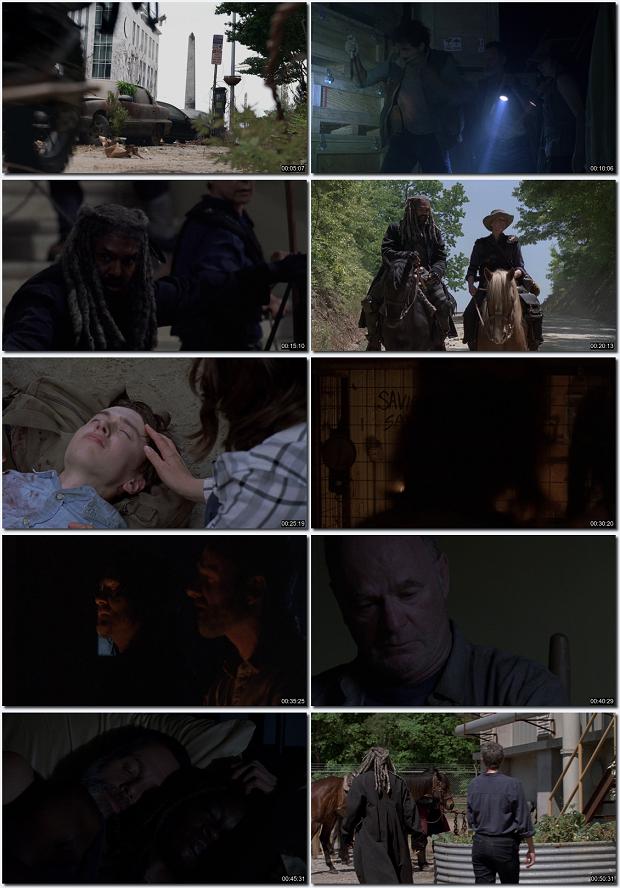 The Walking Dead S09E01 1080p AMZN WEB DL H 264