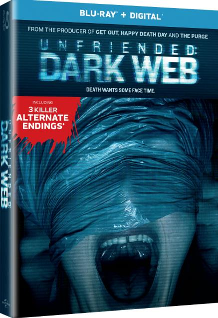 Unfriended Dark Web (2018) 1080p BluRay H264 AAC-RARBG