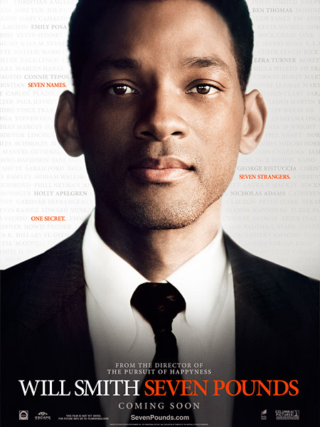 Seven Pounds (2008) BluRay x264 Dual Audio Hindi - English 1 3GB -SM