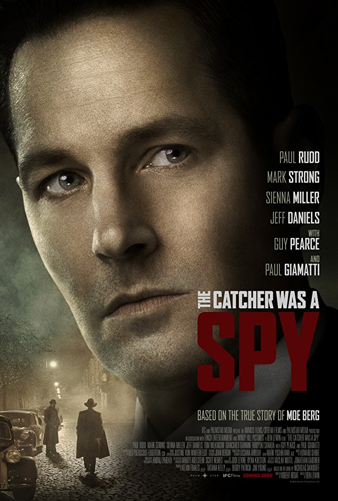 The Catcher Was a Spy 2018 1080p WEB H264-NTROPiC