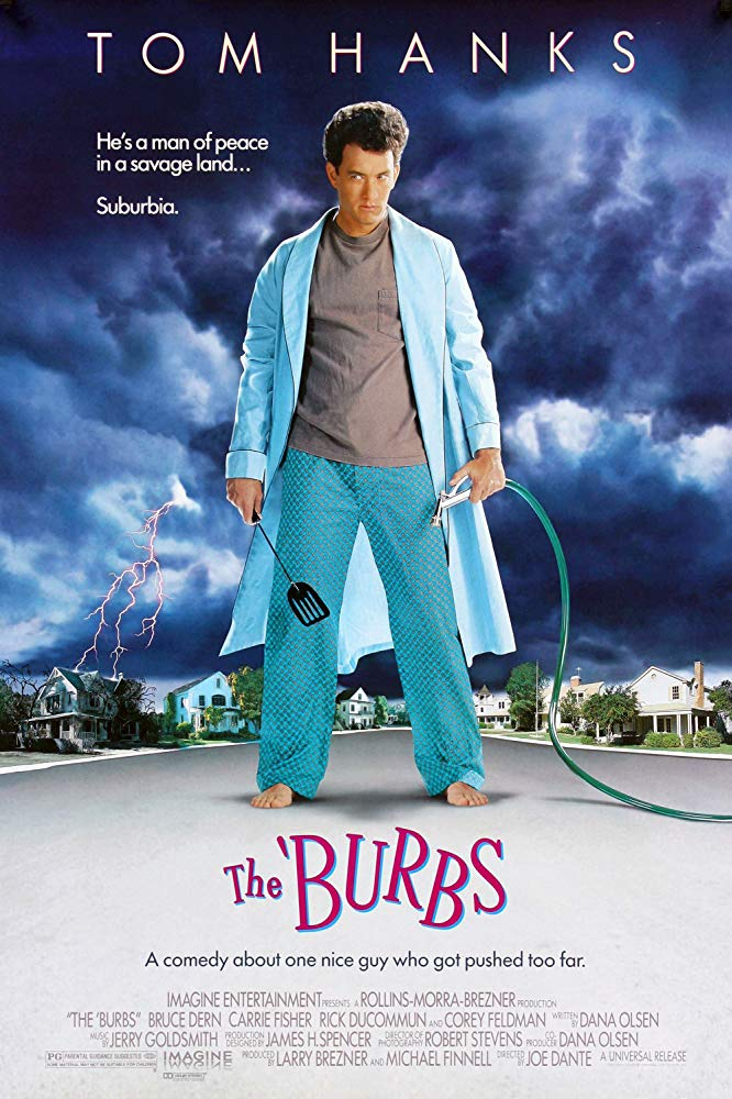 The Burbs (1989) 1080p BrRip x264 - YIFY
