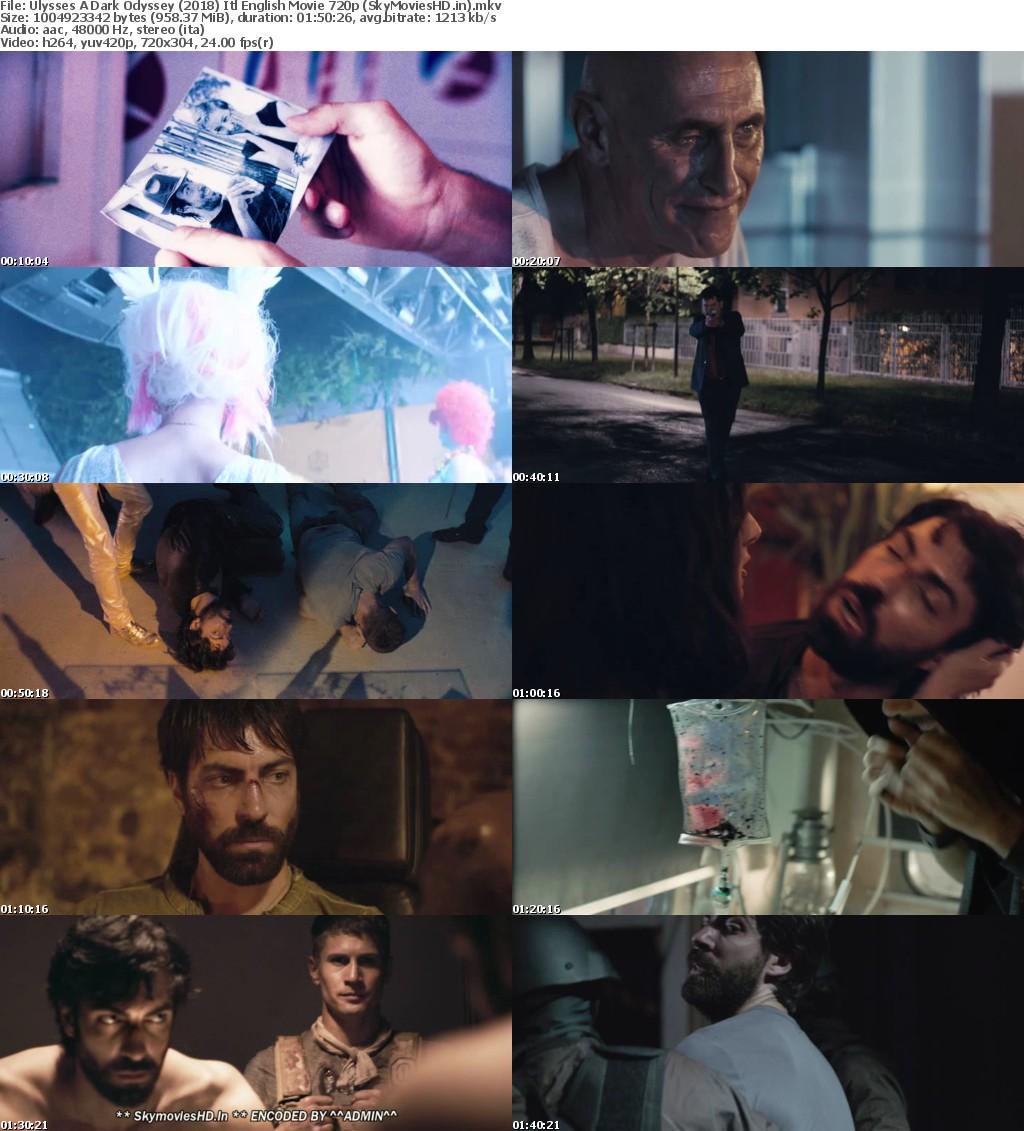 Ulysses: A Dark Odyssey (2018) XviD Ita Eng x264 SM