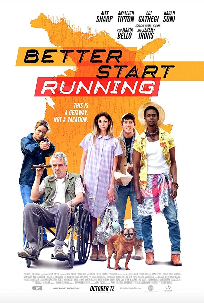Better Start Running (2018) HDRip AC3 X264-CMRG