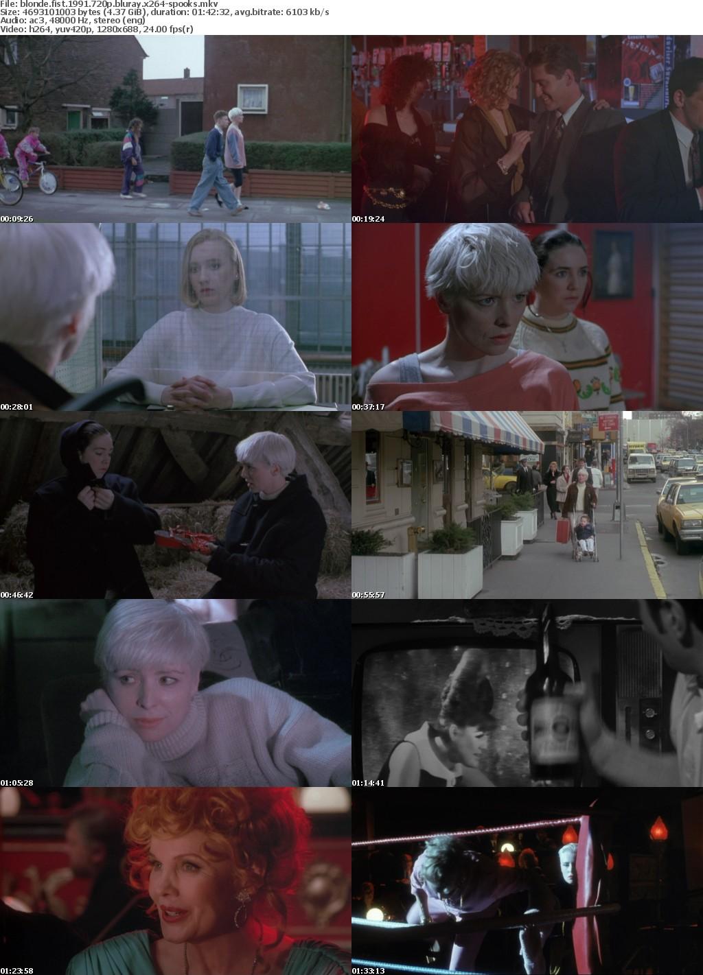 Blonde Fist 1991 720p BluRay x264-SPOOKS