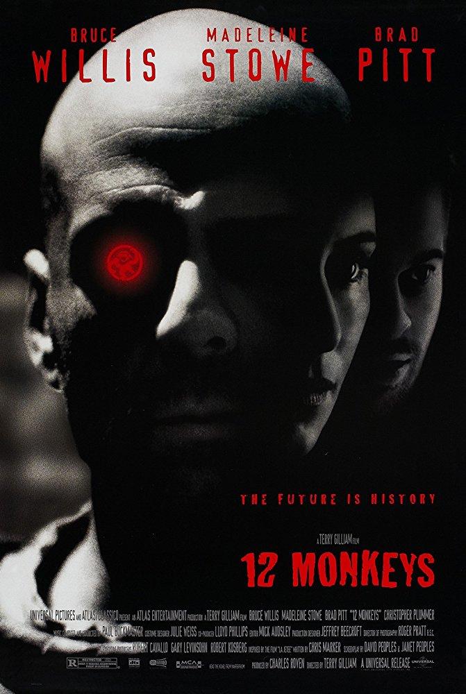 Twelve Monkeys 1995 REMASTERED 1080p BluRay X264-AMIABLE