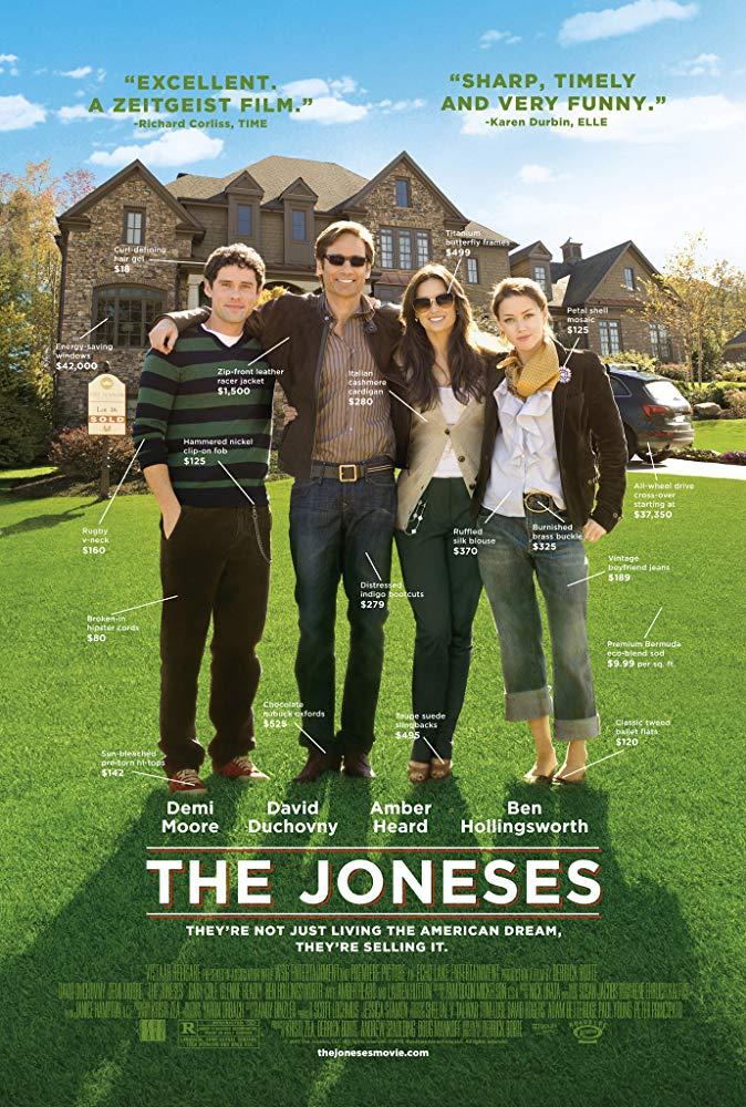 The Joneses 2009 720p BluRay H264 AAC-RARBG