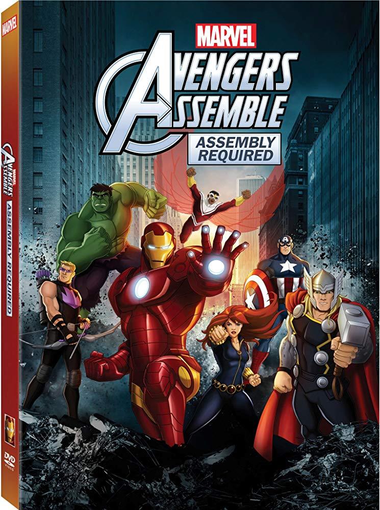 Marvels Avengers-Black Panthers Quest S05E05 WEB x264-TBS