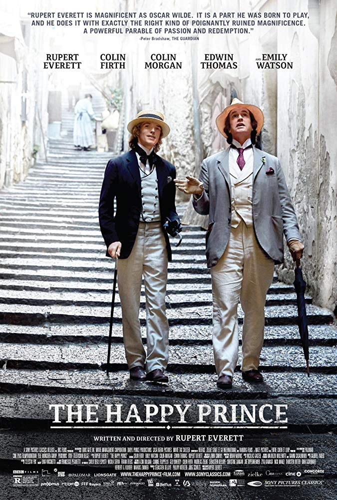 The Happy Prince (2018) BRRip XViD-ETRG