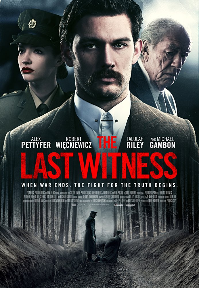 The Last Witness 2018 720p BluRay x264 DTS-FGT
