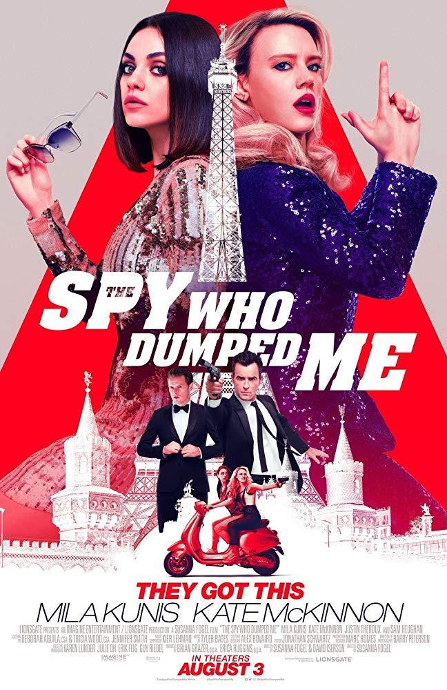 The Spy Who Dumped Me 2018 HDRip XviD AC3-EVO[TGx]