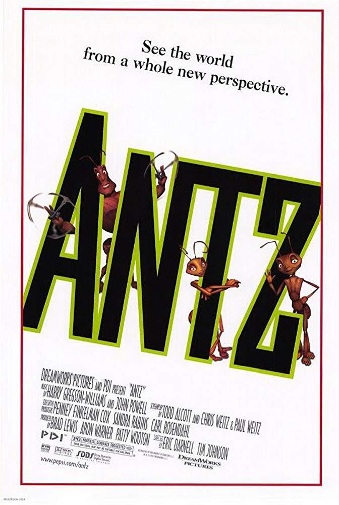 Antz 1998 1080p BluRay X264-AMIABLE