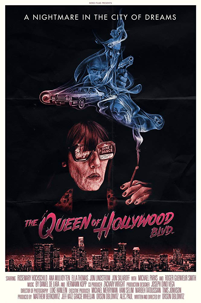 The Queen of Hollywood Blvd 2018 WEB-DL XviD AC3-FGT
