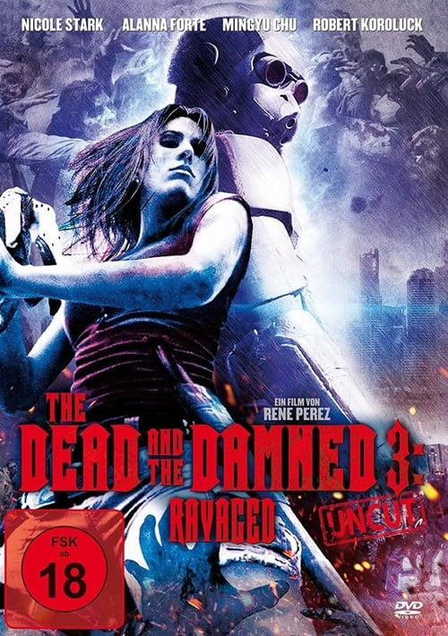 the dead and the damned ravaged 2018 BRRip AC3 X264-CMRG