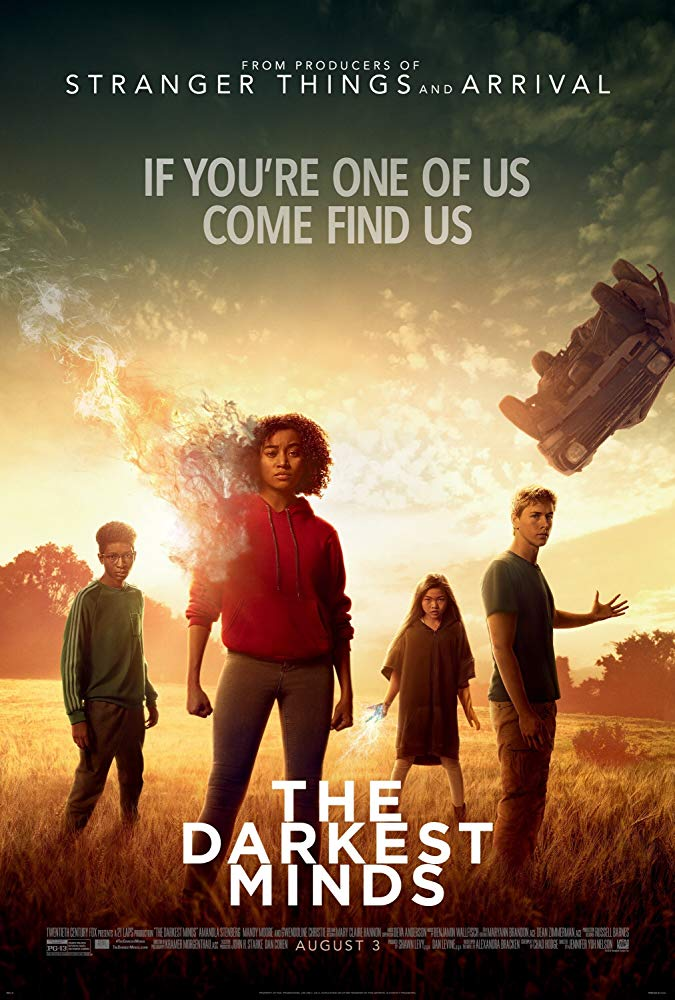 The Darkest Minds 2018 1080p BluRay H264 AAC-RARBG