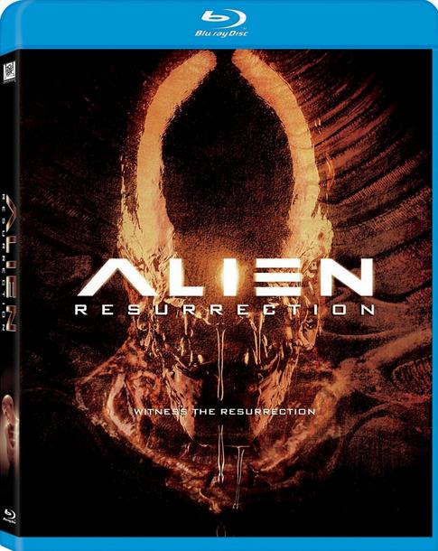 Alien Resurrection (1997) 720p BluRay x264-DLW