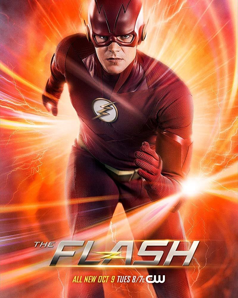 The Flash 2014 S05E03 HDTV x264-SVA