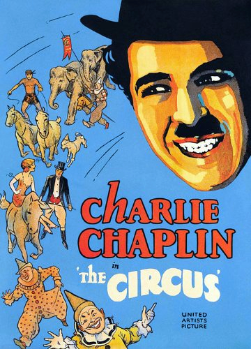 Charlie Chaplin - The Circus (1928) 720p BrRip - 500MB - YIFY