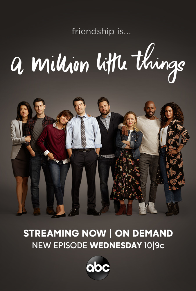 A Million Little Things S01E05 The Game of Your Life 720p AMZN WEB-DL DD+5.1 H264-AJP69