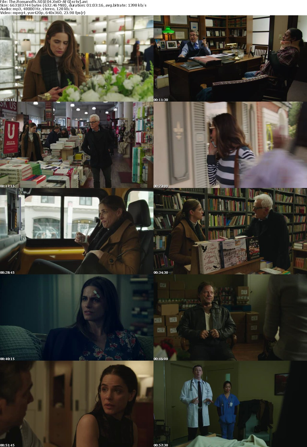The Romanoffs S01E04 XviD-AFG