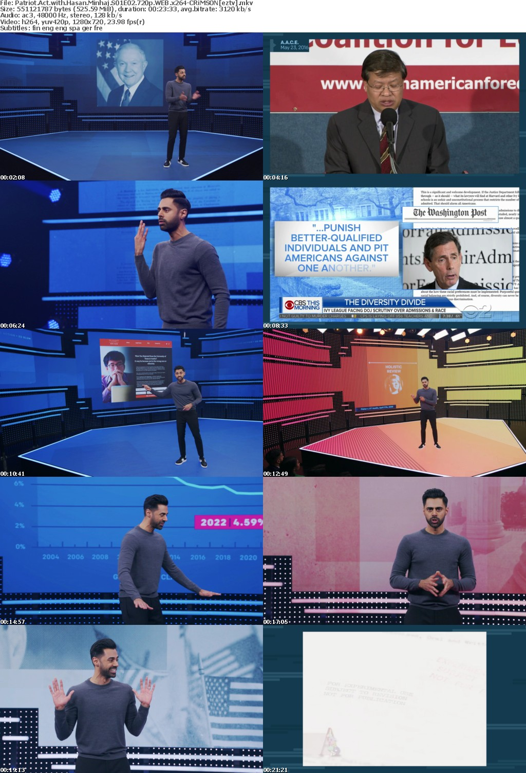 Patriot Act with Hasan Minhaj S01E02 720p WEB x264-CRiMSON