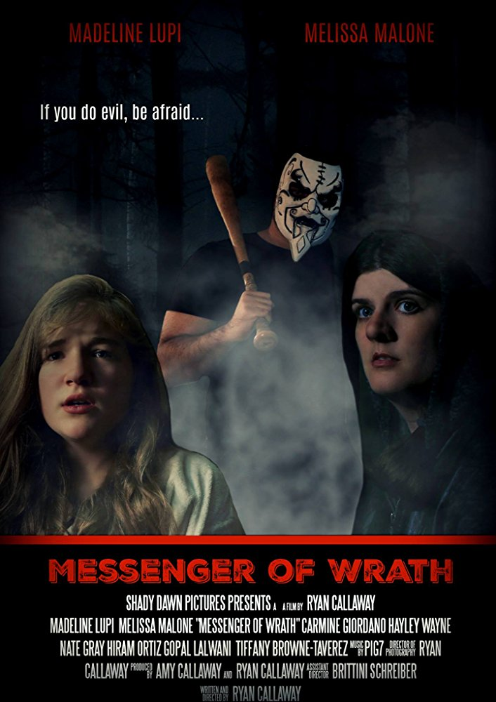 Messenger of Wrath (2017) WEB x264 -SHADOW