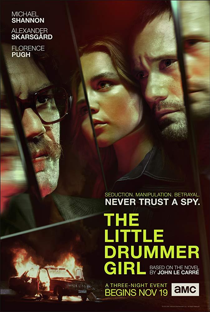 The Little Drummer Girl S01E01 720p HDTV x265-MiNX