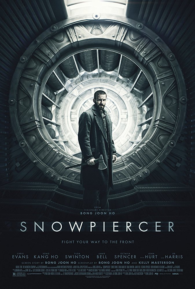 Snowpiercer 2013 720p BluRay x264 Dual Audio [Hindi 2 0 - English 2 0] ESub [MW]